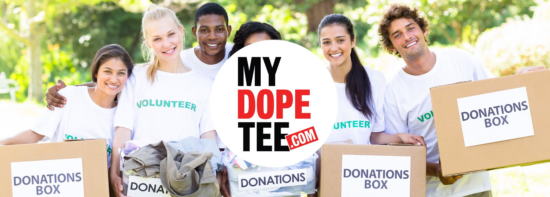 Fundraise with Fast, Custom Printed T-Shirts, Hats and more at MyDopeTee.com MyHatsDope.com