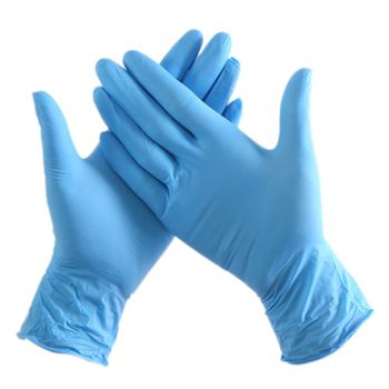 NITRILE EXAMINATION GLOVES* Thumbnail